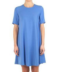 Ottod'Ame TIT Robe - Bleu