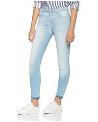 Wrangler Skinny Sunkissed W28KLE86K Jeans skinny - Bleu