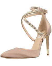 Guess Zapatos de tacón FL1XA2 SAT08 - Rosa
