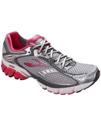 Brooks Brothers - Aduro Women's Running Trainers In Silver - Lyst