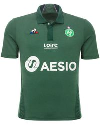 25ee7a6d3 Le Coq Sportif - 2018-2019 St Etienne Home Football Shirt Women s T Shirt In