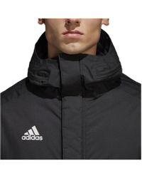 f1698c1679ab adidas - Condivo 18 Winter Men s Jacket In Black - Lyst