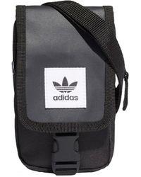adidas Handtasje Map Bag Du6795 - Zwart