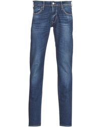 Le Temps Des Cerises Straight Jeans 812 - Blauw
