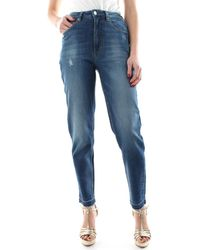 Guess - MOM W1RA21 D46A4 Jeans - Lyst