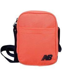 New Balance Bolso Core Crossbody Bag - Naranja