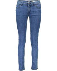 Roberto Cavalli S04LA0118 N31396 Jeans - Bleu