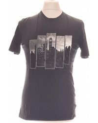 MICHAEL Michael Kors T-shirt Manches Courtes 34 - T0 - Xs T-shirt - Vert