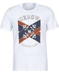 Oxbow T-shirt Korte Mouw M2thorem - Wit