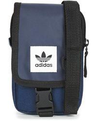 adidas Handtasje Map Bag - Blauw