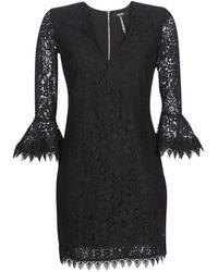 Guess Robe courte LARINA - Noir