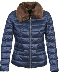 Benetton - Rangelle Women's Jacket In Blue - Lyst