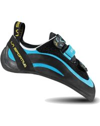 La Sportiva - Miura Vs Womens Women's Shoes (trainers) In Black - Lyst