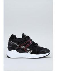 Sixtyseven Lage Sneakers 30734 - Zwart