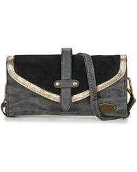Oxbow - K1frabosa Women's Shoulder Bag In Black - Lyst