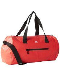 adidas Bolsa de deporte Climacool Teambag Borsone Sportivo - Rojo