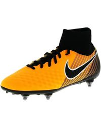 Nike Magista Onda II Dynamic Fit Botas de fútbol para terreno blando - Naranja