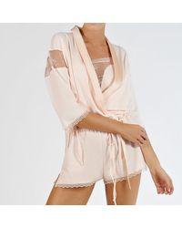Lisca Pyjama's / Nachthemden Bolérobloesem Selectie - Roze