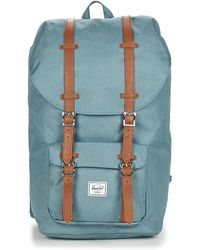 Herschel Supply Co. Rugzak Little America - Blauw