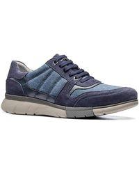 Stonefly Lage Sneakers 110700 - Blauw