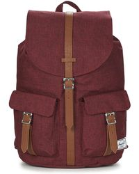 Herschel Supply Co. Dawson Backpack in Green for Men - Lyst 6cc6e5e30edf1