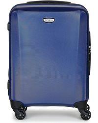 Samsonite - Spinner 55/20 Men's Hard Suitcase In Blue - Lyst