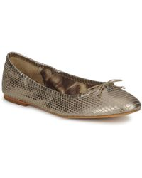 Sam Edelman - Felicia Women's Shoes (pumps / Ballerinas) In Gold - Lyst