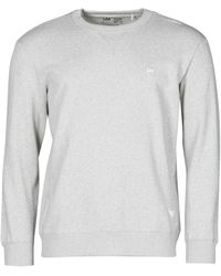 Lee Jeans SUSTAINABLE CREW SWS GREY MELE Sweat-shirt - Gris
