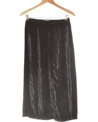 H&M Jupe Mi Longue 36 - T1 - S Jupes - Noir