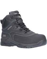 Magnum Boots - Noir