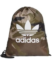 adidas - Sac à dos Camouflage Originals - Lyst