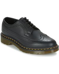 Dr. Martens 3989 Brogues In Black