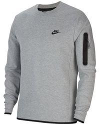 Nike Sudadera - Gris