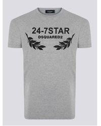 DSquared² 3894 T-shirt - Gris