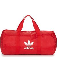 adidas Sporttas Ac Duffle - Rood