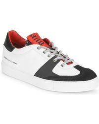 John Galliano Lage Sneakers 3565 - Meerkleurig
