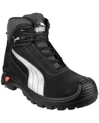 PUMA Boots Cascades Mid - Noir