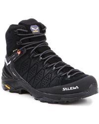 Salewa WS Alp Trainer 2 Mid GTX 61383-0971 Chaussures - Noir