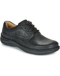Clarks Zapatos Hombre NATURE THREE - Negro