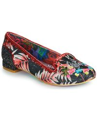 Irregular Choice Ballerina's Savannah - Zwart