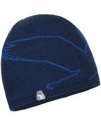 Salewa Snowfall Kn Cap 019956-3721 Beanie - Blue
