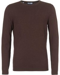 SELECTED - Slhtower Men's Sweater In Red - Lyst