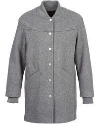 ELEVEN PARIS - Parc Women's Coat In Grey - Lyst