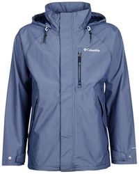 Columbia Windjack Good Ways Ii Jacket - Blauw