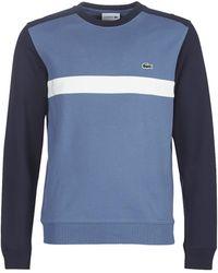 Lacoste Sweater Sh0862 - Blauw