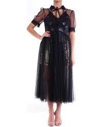 Amy Lynn Vestido largo AL2627 - Negro