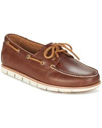 Timberland - Tidelands 2 Eye Boat Shoes - Lyst