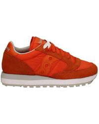 Discount Sneakernews Cheap Sale Footaction Saucony S1044-391 Sneakers Women Arancio women's Shoes (Trainers) in qix0f