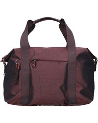 Mandarina Duck Qnt11 Travel Bag - Black