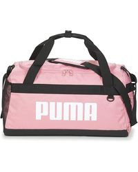 PUMA Sporttas Challenger Duffel Bag S - Roze